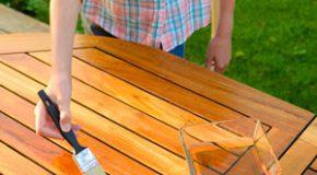 Peindre un meuble en bois : Quelle peinture choisir ?