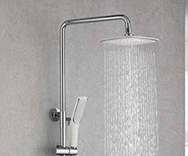 colonne de douche deco